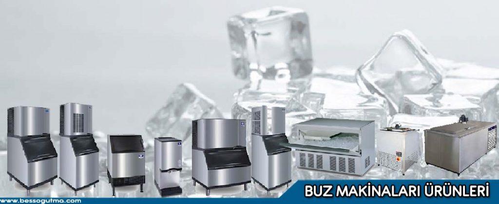 Buz Makinaları Soğutma Sistemleri, Kalıp Buz Makinaları, Profesyonel Buz Makinaları, Mini Kalıp Buz Makinaları, Buz Makinası Modelleri ve İmalat, Servis ve Bakımı